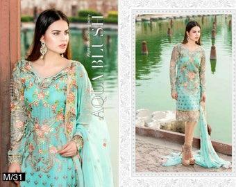 Maryam's Aqua Blush