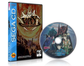 Vay Reproduction for the Sega CD