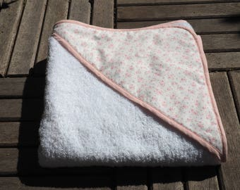 Hooded towel 100% cotton