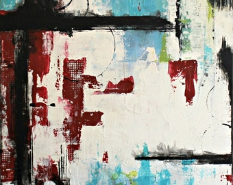 Abstract Painting. Original Art. Wall Art. Home decor.