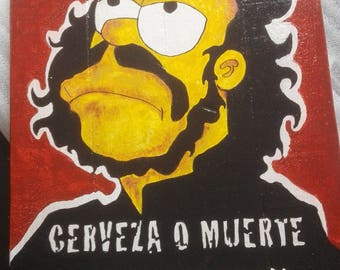 Homer Che Simpson