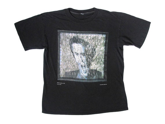 Peter Gabriel Secret World US Tour 92 T-Shirt