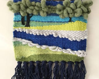 Woven Nature Wall Hanging