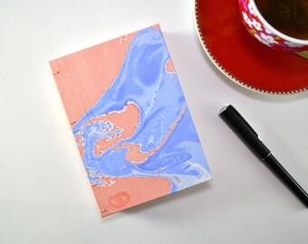 A6 Coptic Stitch Journal