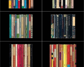 Kate Bush All 10 Prints for the Price of 5 with **Free Shipping**   Save 50%!   Penguin Books Poster Prints Literary Prints