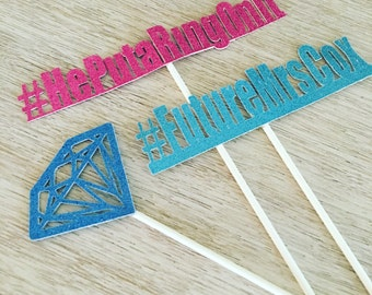 Photo booth prop HASHTAG on a STICK great for INSTAGRAM, Photo Booths, and Photo Props