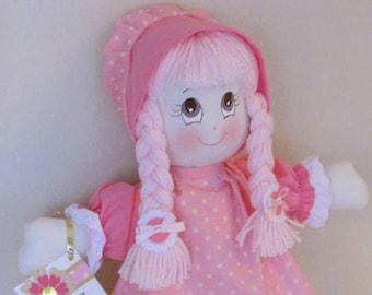 Rag doll, rag dolls, personalized doll
