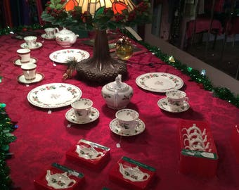 A Cup Of Christmas Bone China Collection
