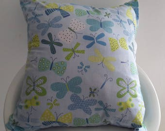 Cushion cover 45 x 40 cm Butterfly patterns