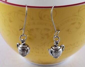 Harry Potter Tea Pot Earrings