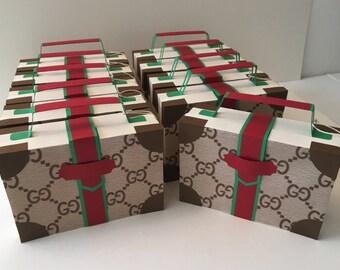 Gucci Suitcase Large favor  box