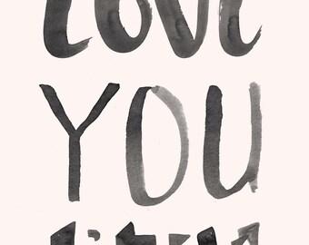 Love You BTW