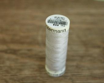 Gutermann Sew All 100% Polyester 110 yd Thread - Col 505 String Beige