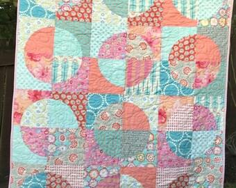 Candy Floss Quilt