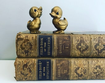 Antique Books Instant Library Collection Decorative Books Photography Props Brown , Black & Gold