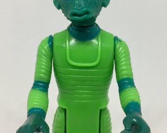 Star Wars (ANH) GREEDO Bounty Hunter - Vintage Kenner action figure