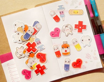 Health Stickers. Appointment Stickers. Planner Stickers. Erin Condren Sticker. Hospital Sticker. Medical Stickers. Doctors Stickers. Filofax