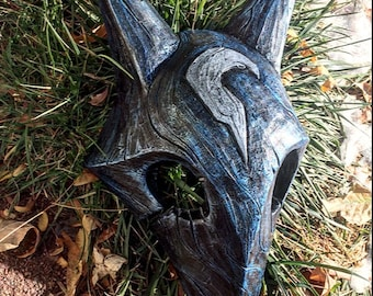 Kindred Wolf Mask - League of Legends Champion