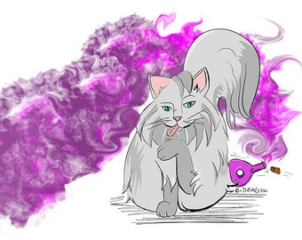 Potion Cat