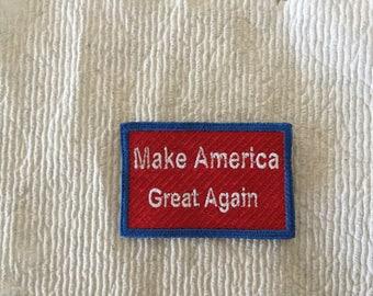 Make America Great Again Morale Patch