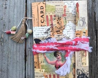 Handmade Envelope Art Journal