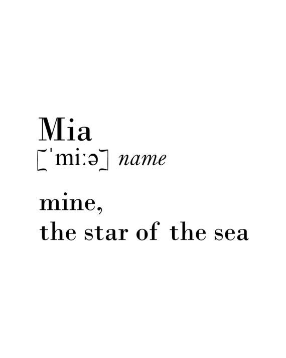 print name