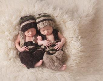 Knitting Pattern - Knit Baby Pants Pattern - Newborn Photo Prop Pants Pattern - Baby Photo Prop Pants Pattern - Knit Newborn Pants Pattern