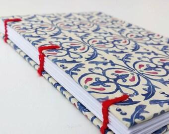 Classic Blue Notebook