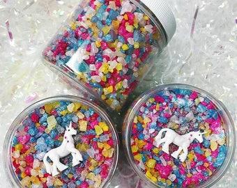 Shimmering Unicorn Bath Salts