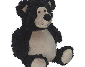 Personalised Teddy Bear, kids birthday gift, new baby gift, personalised bear stuffed toy, personalised stuffed toy, embroidered teddy