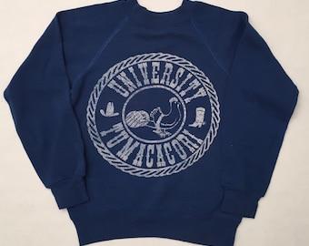 Vintage University of Tumacacori Crew Neck Sweatshirt