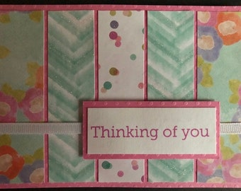 Pastel Thinking of You