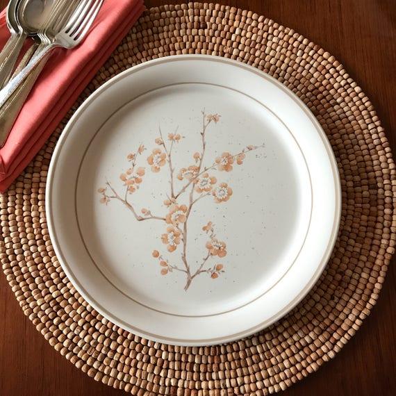 & Vintage Cornerstone by Corning Dinner Plates