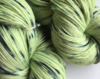 Hand Dyed 4ply Sock Yarn 100g Superwash Wool/Nylon