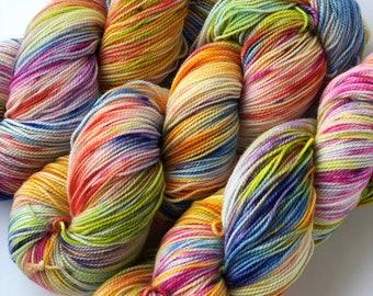 Mariposa - Dyed to Order Yarn - Hand Dyed Yarn - Sock Yarn - Choose Your Base