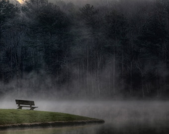 Shocco Springs, Early Morning Lake 7