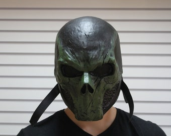 Mask of Death  Green