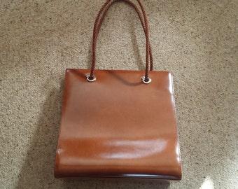 Must de Cartier Handbag in tan leather SALE was 350.00 NOW 250.00