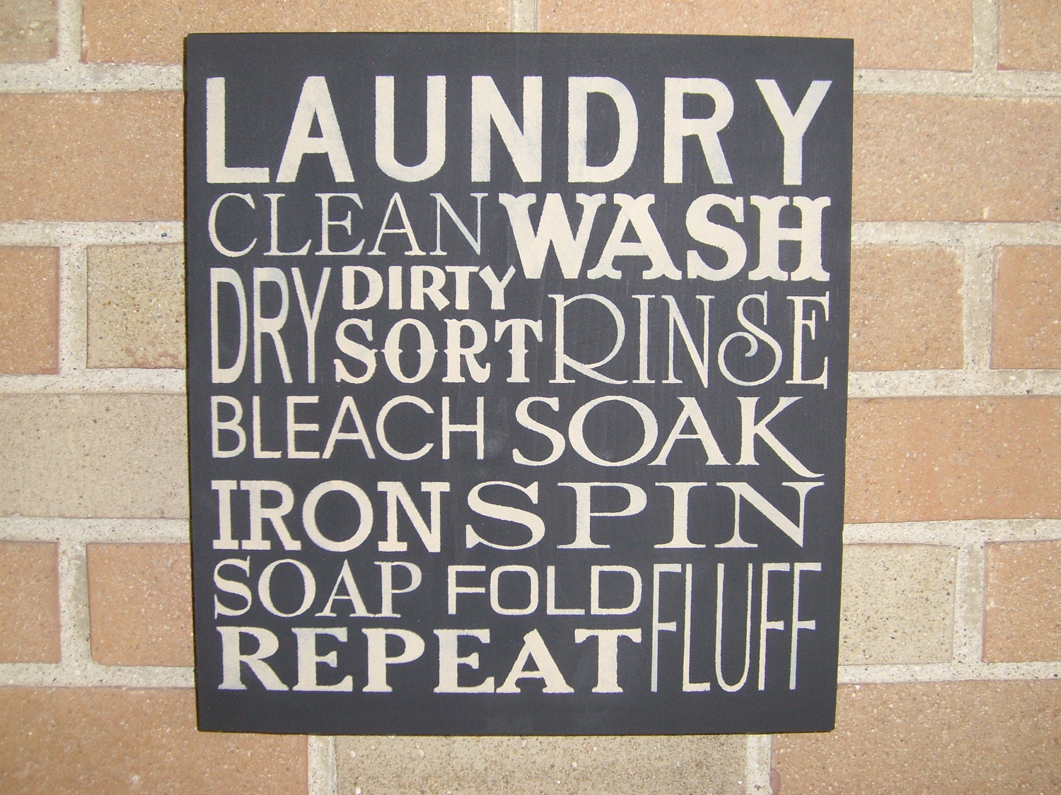 Laundry Room Wooden Signs Laundry Laundry Room Signlaundry Room Decor Primitive Wood