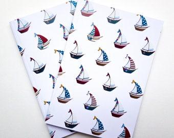 Sail Boat - Notebook