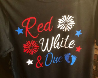 Red, White & Due