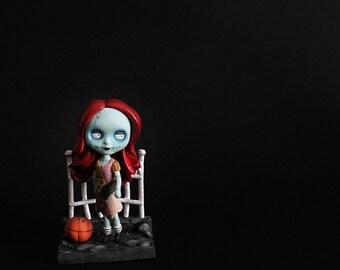 Nightmare Before Christmas. Sally Blythe