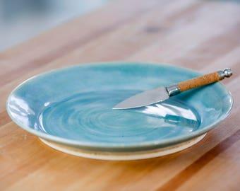 Rustic Ceramic Plate - Serving Dish - Handmade Serving Plate - Ceramic Plate - Serving Platter - Ceramic Serving Plate - Serving Plate