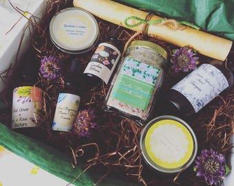 Anima Spring Herbal Wellness subscription box