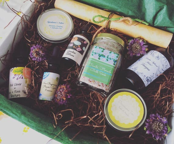 Anima Spring Herbal Wellness subscription box