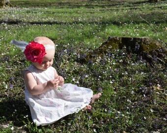 Fancy Baby - Flower Girl Headpiece
