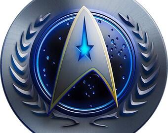 United Federation of Planets vinyl sticker