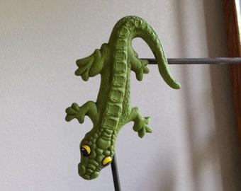 Ceramic Alligator Magnet (#609)