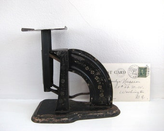 vintage Ideal postal scale - mail - letters - parcels - measuring scale - post office - postage - office decor - home decor - industrial
