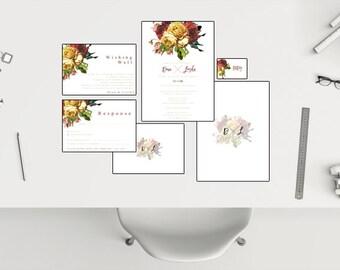 Wedding Package // Roses